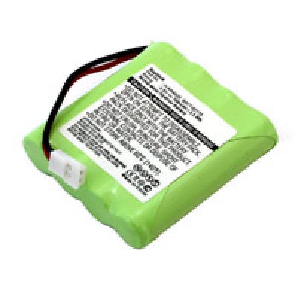 Akku für Babyphone Philips SBC-EB4870, SBC-EB4880 E2005, wie MT700D04CX51, SBC468/91, BATT-02170