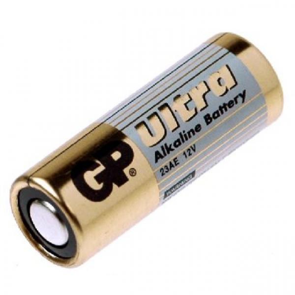 Batterie GP23A 1er Blister, wie MN21, MN23, MS21, LRV08, LR23A, A23, 12V, 38mAh, AlMn