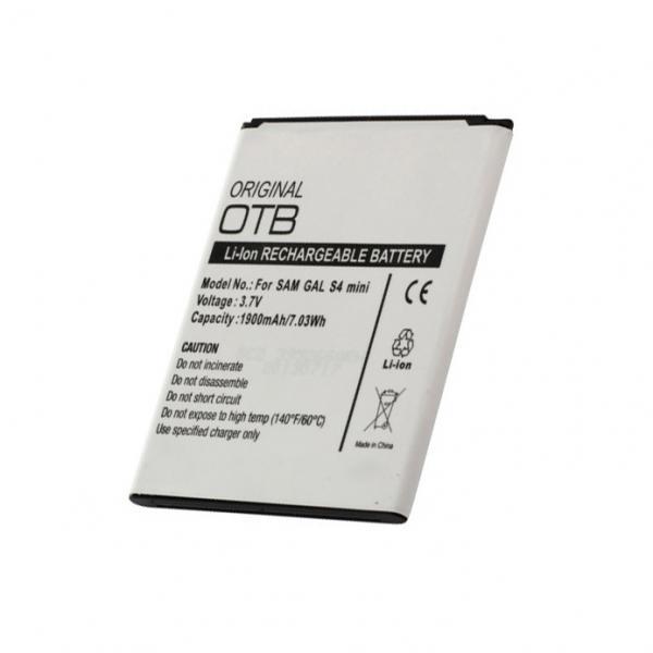 Akku für Samsung Galaxy S4 mini i9190, i9192, i9195, entspricht EB-B500BE