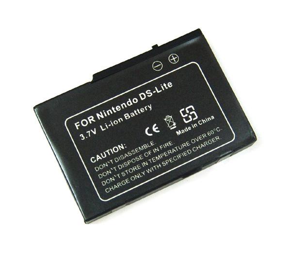 Akku für Nintendo DS Lite (ersetzt USG-003), Li-Ion