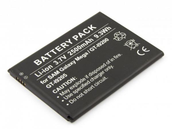 Akku für Samsung Galaxy Mega 6.3 i9205, wie EB-B700BEBEC, B700BU