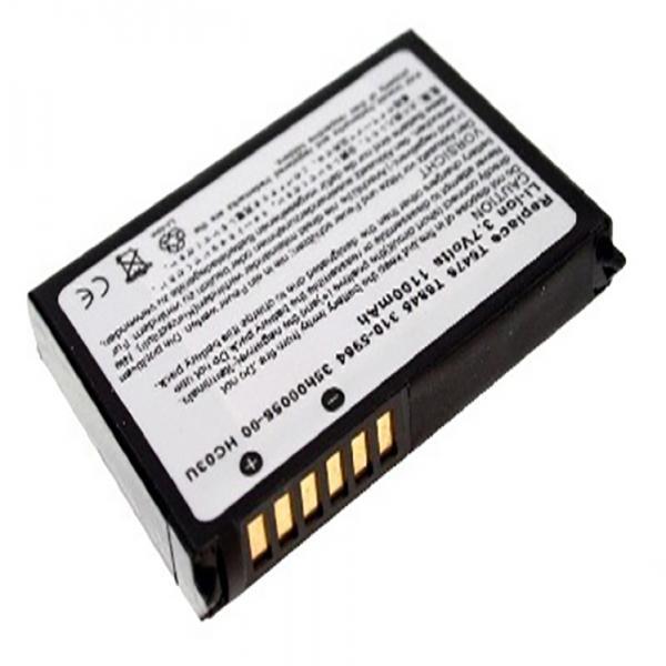 Akku für Dell Axim X50, X50V, X51, X51V, wie 310-5964, 35h00056-00, HC03U, T4676, T6845