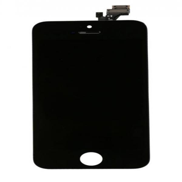 Display Einheit komplett für iPhone 5, schwarz