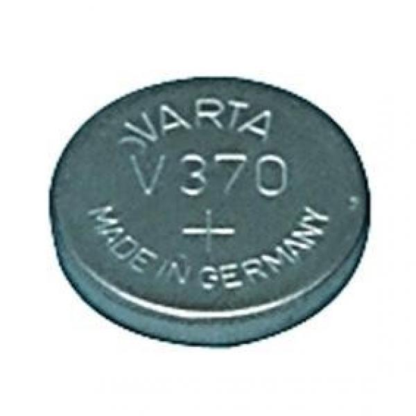 Varta Uhrenbatterie 370, wie V370, S21, 620, 280-51, 370, SR920SW, 1188SO, SB-BN, Z, SR69, SR920