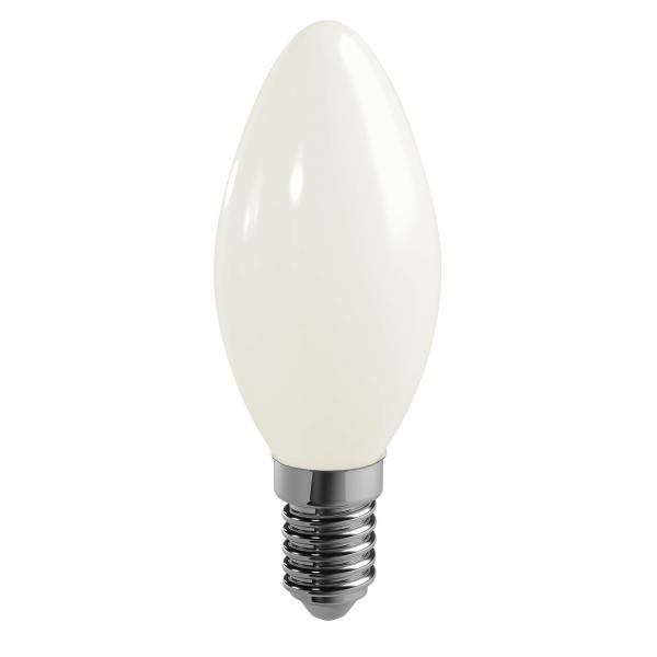 LED-Kerzenlampe (Faden), Duracell E14, 230V, 4W, A++, warmweiß 2700K, nicht dimmbar